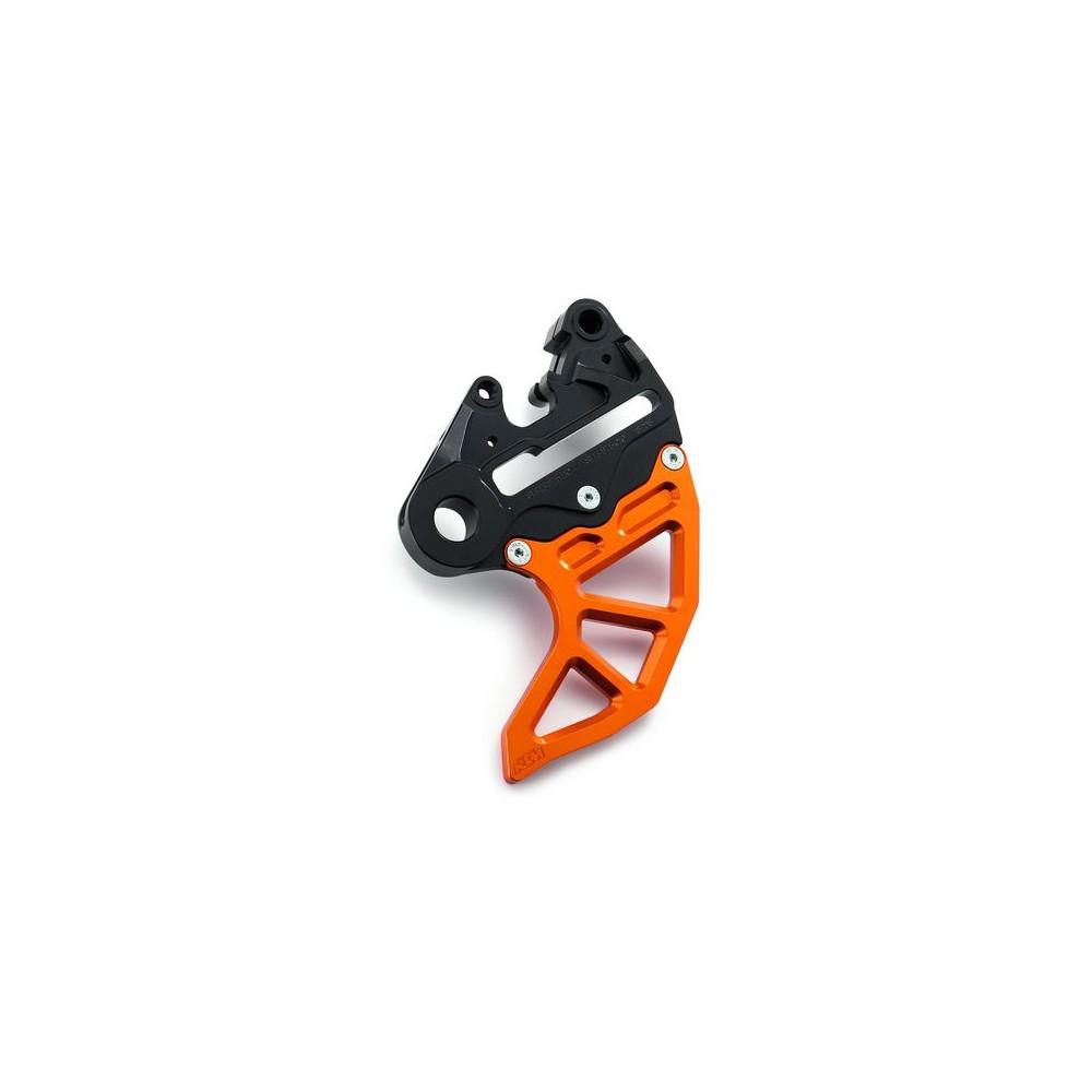 support etrier avec protection de disque de frein autres protections wolff ktm. Black Bedroom Furniture Sets. Home Design Ideas