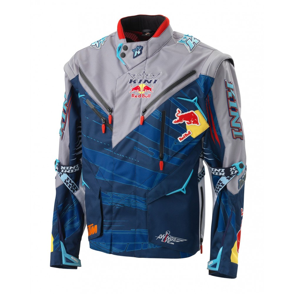 veste ktm kini red bull competition veste wolff ktm. Black Bedroom Furniture Sets. Home Design Ideas