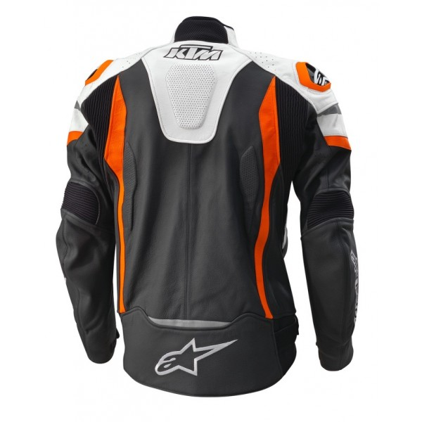 veste cuir route ktm alpinestar motegi veste wolff ktm. Black Bedroom Furniture Sets. Home Design Ideas