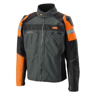 VESTE ROUTE KTM PEGSCRATCH ORANGE