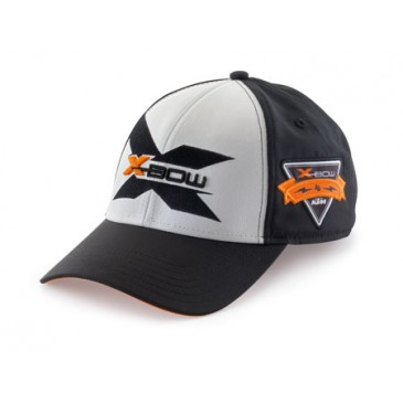"CASQUETTE KTM X-BOX ""CORPORATE"""