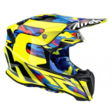 CASQUE AIROH TWIST REPLICA CAIROLI