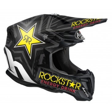 CASQUE AIROH TWIST ROCKSTAR