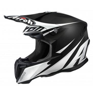 CASQUE AIROH TWIST FREEDOM BLACK MATT