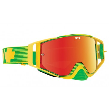 LUNETTES SPY ACE YELLOW FLASH