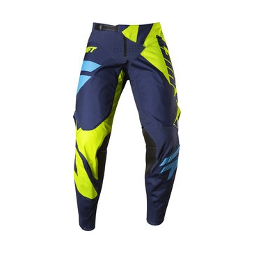 PANTALON SHIFT 3LACK MAINLINE JAUNE FLUO 2017
