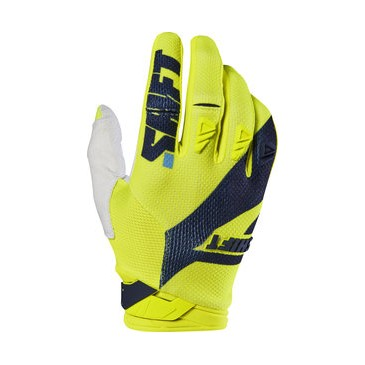 GANTS SHIFT 3LACK PRO MAINLINE JAUNE 2017