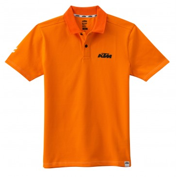 POLO KTM RACING ORANGE