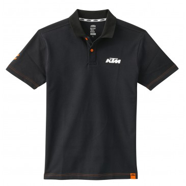 POLO KTM RACING NOIR