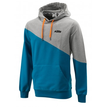 SWEAT KTM DIAGONAL BLEU
