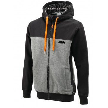 SWEAT ZIPPE KTM PREMIUM