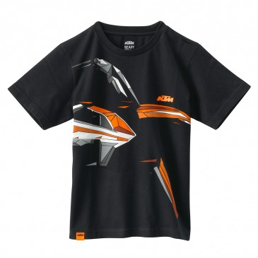 TEE SHIRT ENFANT KTM GEOMETRIC