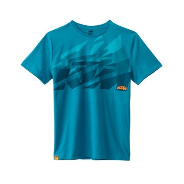 TEE SHIRT ENFANT KTM SLICED