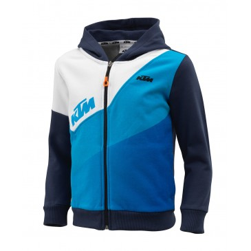 SWEAT ZIPPE ENFANT KTM GRAVITY