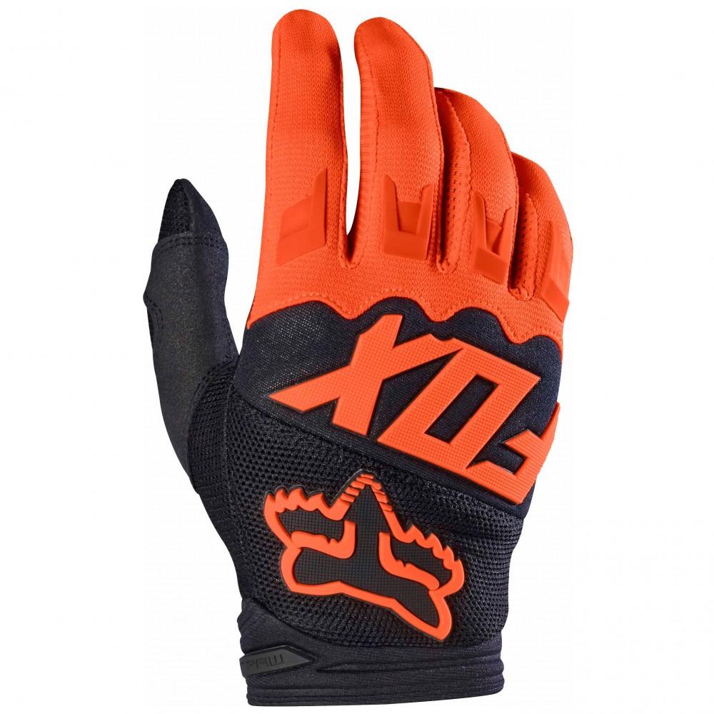gants fox dirtpaw race orange gants wolff ktm. Black Bedroom Furniture Sets. Home Design Ideas