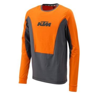 TEE SHIRT MANCHES LONGUES KTM RAPID
