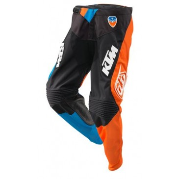 PANTALON KTM TROY LEE DESIGN SLASH NOIR