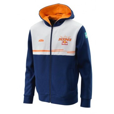 SWEAT ZIPPE KTM/KINI-RED BULL TEAM